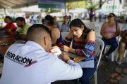Hasta ahora, más de 383 mil ciudadanos crearon cuenta para acceder al Estatuto Temporal de Protección