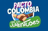 Este jueves se inician en los territorios Pacto: Colombia con las Juventudes