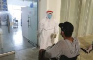 En centro 'Crispín Villazón De Armas' comenzaron a recibir pacientes por covid-19