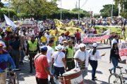 Personería de Valledupar llama a la tolerancia y el respeto en medio de las marchas