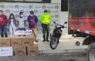 Capturados por el delito de homicidio y hurto en Aguachica (Cesar)