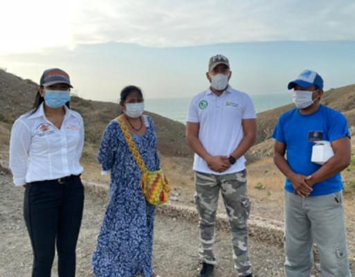Dirección de Turismo de La Guajira prepara la estrategia que busca posicionar al Caribe colombiano