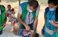 Icbf ha atendido a más de 342 mil niños y niñas menores de 5 años en La Guajira