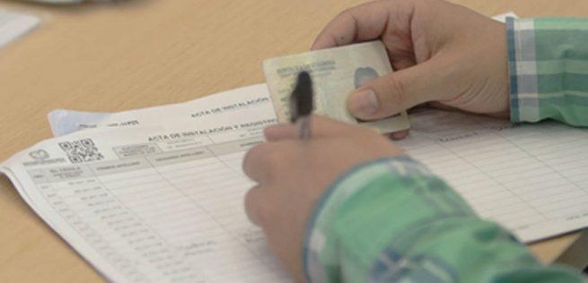 Más de 61.000 ciudadanos han inscrito su cédula para votar en las elecciones de 2022