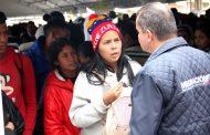 Se inscribieron más de un millón de venezolanos en el Estatuto Temporal de Migrantes