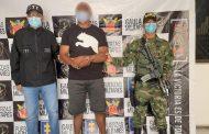 Cayó en Valledupar, presunto cabecilla de grupo delincuencial 'Los Hierro'