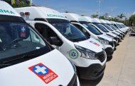 Con 15 ambulancias, el Cesar renovará parque automotor de la red pública hospitalaria