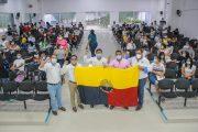 En Bosconia, 190 nuevos estuantes comenzarán estudios en educación superior