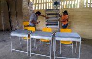 Más de 6.000 estudiantes del municipio de El Copey se beneficiarán con dotación de mobiliario escolar