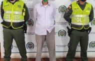 En Río de Oro (Cesar), capturado por acto sexual con menor de 14 años