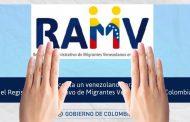 Más de 968.000 venezolanos se han registrado en RUMV