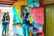 La Cámara de Comercio de Valledupar participó como aliado estratégico en el recorrido turístico con Tierra Grata EcoTours