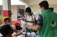 Icbf realiza piloto de pre-registro de Estatuto Temporal de Protección para Migrantes en La Guajira