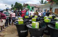 Prosperidad Social finaliza intervención para estabilización socioeconómica de 38 mil familias desplazadas