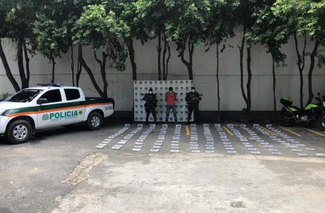 Gobernador del Cesar destaca resultados de la Policía en el cierre de los corredores de movilidad del narcotráfico