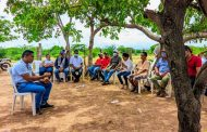 El compromiso del Alcalde de Bosconia para mejorar la vía a Chimilaima y el acceso al agua