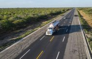 Finalizan mantenimiento de 285 km del corredor Santa Marta – Riohacha – Paraguachón