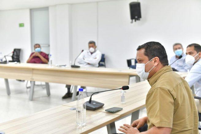 Se inicia cruzada para superar la crisis del Hospital Rosario Pumarejo de López