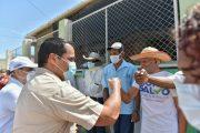 Seis veredas en Chimichagua serán beneficiadas con electrificación rural