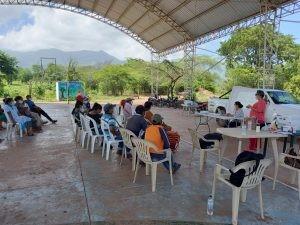 Avanza proceso participativo para la ampliación del área protegida de la Serranía del Perijá