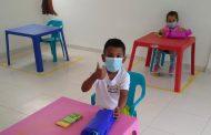 Niños de primera infancia regresan a unidades de servicio en La Guajira