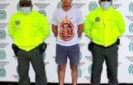 En Valledupar, capturado presunto homicida