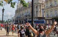 Jefa de derechos humanos de la ONU pide a Cuba que libere a manifestantes