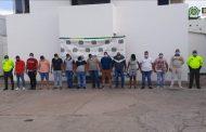 Judicializados 12 policías y 5 particulares por presuntos actos de corrupción en La Guajira