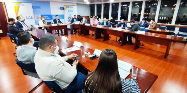 Ocad Paz aprobó $ 319.256 millones al sector transporte para la ejecución de 18 proyectos en municipios PDET