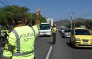 Activarán estrategias en materia vial en Colombia durante el puente festivo