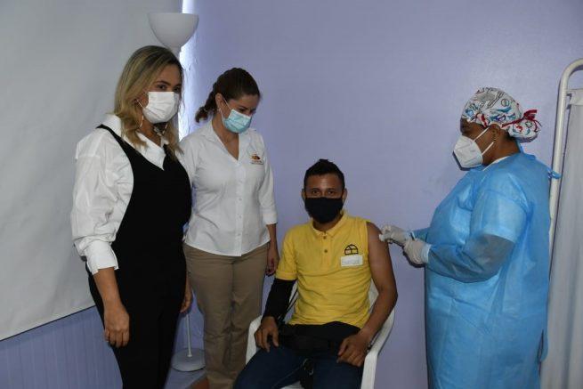 """Comfacesar arrancó con la iniciativa """"Empresarios por la vacunación"""""""