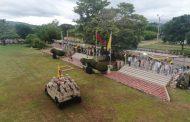 Ejército celebró los 202 años de la Caballería colombiana en Buenavista, La Guajira