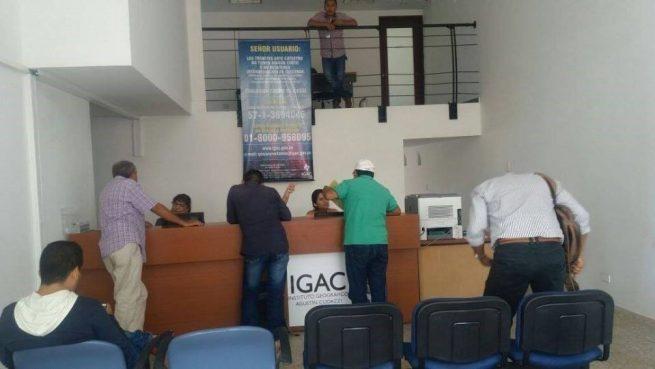 El Igac trabaja en la racionalización de trámites