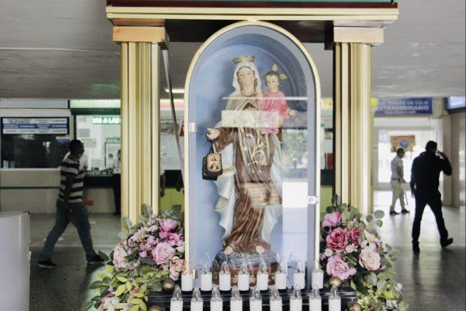 Lista programación para la celebración este viernes día de la Virgen del Carmen