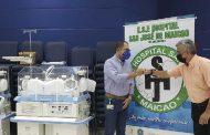 Hospital San José de Maicao recibe dotación de equipos biomédicos a través de la cooperación internacional