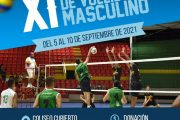14 departamentos competirán en el XI Campeonato Nacional Sub21 de Voleibol masculino en Valledupar