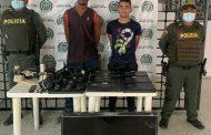 A la cárcel presuntos responsables del hurto en una institución educativa de Pueblo Bello (Cesar)