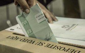 Así es el calendario electoral para las 16 curules de paz