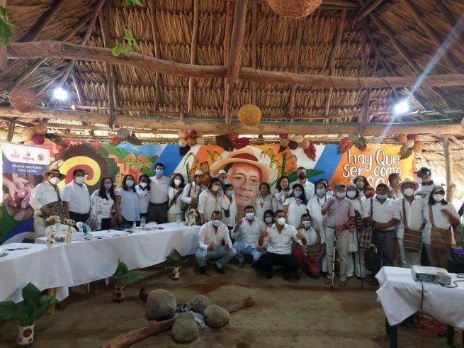 En territorio Kankuamo se realizó lanzamiento de la Alianza Interétnica para la Paz