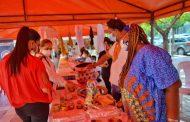 Con apoyo del Gobierno del Cesar, la Feria Artesanal de Etnias llega al Centro Comercial Guatapurí