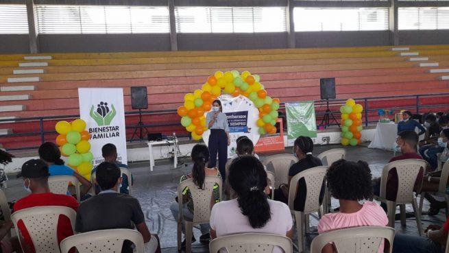 Icbf refuerza la prevención del embarazo adolescente en La Guajira