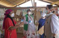 Directora del Icbf verificó atención a la niñez en La Guajira