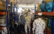Ejército entregó pupitres, mesas y kits escolares para niños y adolescentes de Instituciones Etnoeducativas en La Guajira