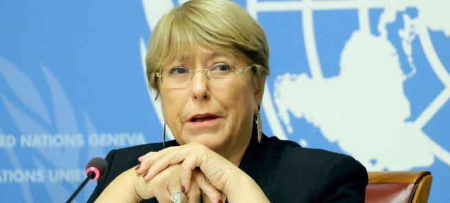 Bachelet pide que se levanten las sanciones sectoriales contra Venezuela
