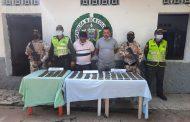 Capturados dos presuntos integrantes del Clan del Golfo con gran cantidad de munición en Valledupar