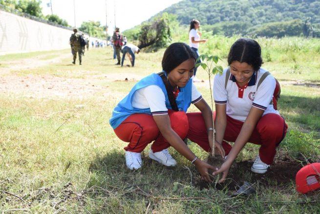 En Las Casitas, Emdupar conmemorará el Día del Árbol