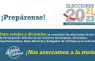 Este 10 de octubre inician las elecciones de mesas municipales de participación en todo el país