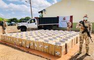 Cerca de 85.000 cajetillas de cigarrillos de contrabando fueron incautadas por el Ejército Nacional en La Guajira