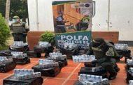 La Polfa Cesar aprehendió 15.500 cajetillas de cigarrillos de contrabando