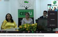 Se inició en Valledupar el Tercer Congreso Internacional de Derecho, Ciencias Políticas y Sociales